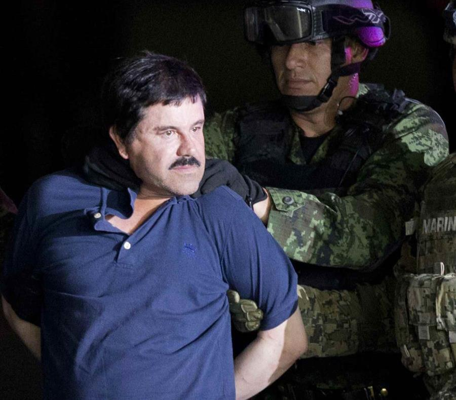 El lunes comienzan a deliberar en el juicio contra El Chapo. (AP) (semisquare-x3)