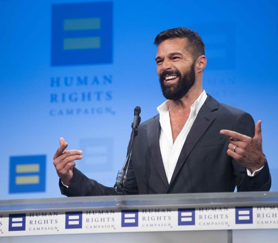 Ricky Martin arrancará su Movimiento tour en Puerto Rico