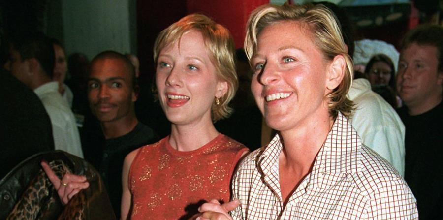 Ellen DeGeneres conmemora los 20 de su