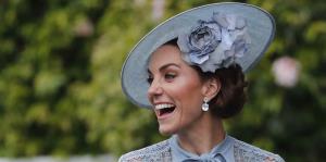 Todos los detalles del look de Kate Middleton en Ascot
