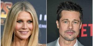 Gwyneth Paltrow revela cómo la defendió Brad Pitt del acoso de Weinstein