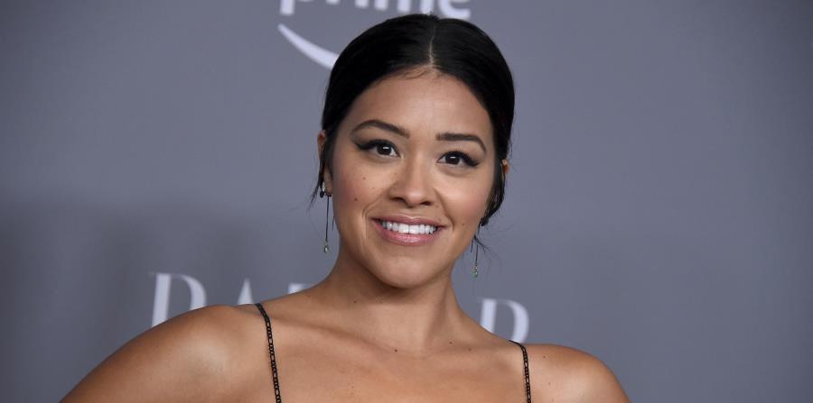 Gina Rodríguez es una actriz estadounidense, de descendencia puertorriqueña (horizontal-x3)