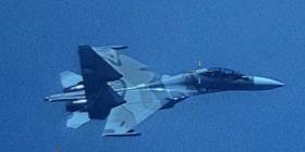 Un caza venezolano intercepta un avión de reconocimiento de EE.UU.