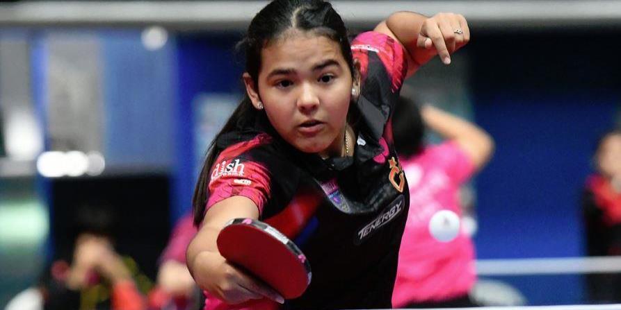 Adriana Díaz encabeza el equipo juvenil de Puerto Rico. (horizontal-x3)