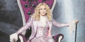 Madonna cancela su concierto en Portugal por lesión en la rodilla