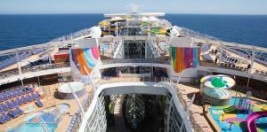 ¿Pensando en viajar? Mira los 15 cruceros más grandes del mundo