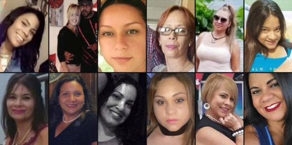 Recordamos a las víctimas de violencia de género para que sus muertes no sean olvidadas