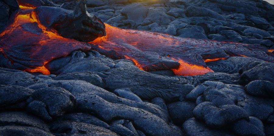 Parque Nacional de los Volcanes de Hawái. (Unsplash)