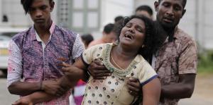 Sri Lanka es sacudido por ocho explosiones en iglesias y hoteles