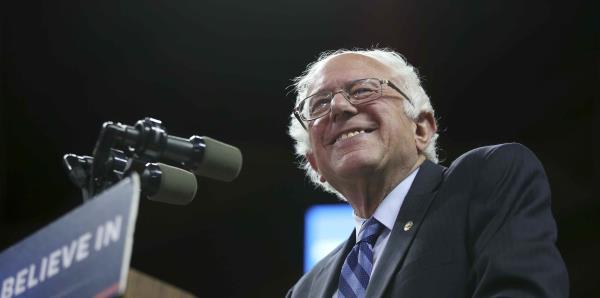 Bernie Sanders anuncia que aspirará a la presidencia de Estados Unidos