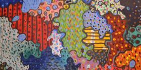 El pintor Carmelo Sobrino estrena nueva exposición en la Fundación Casa Cortés