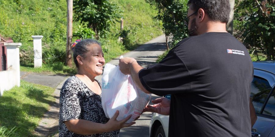 La primera edición de la serie, llevada a cabo el pasado miércoles 20 de diciembre, impactó directamente las comunidades Mambiche Blanco y Mambiche Prieto en el municipio de Humacao.