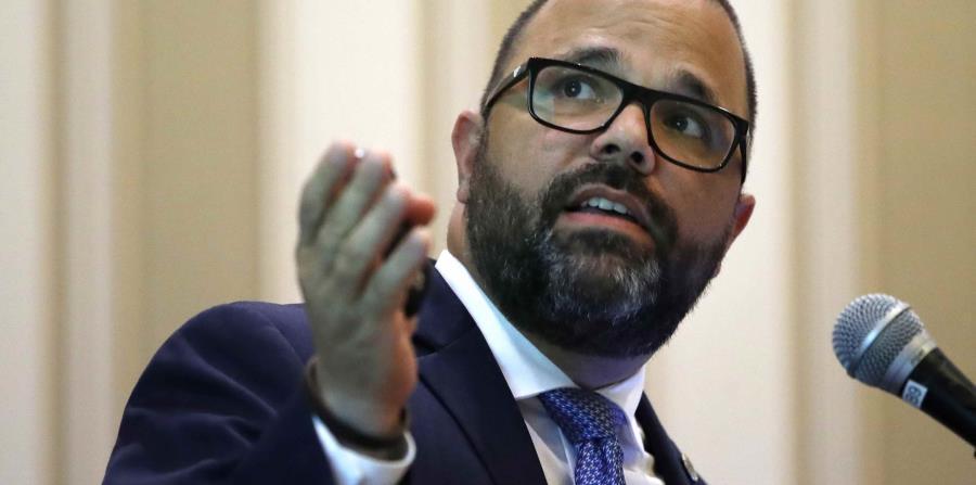 Manuel Laboy, secretario del Departamento de Desarrollo Económico. (AP) (horizontal-x3)