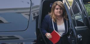 Jenniffer González asegura desconocer los planes de Wanda Vázquez con la gobernación