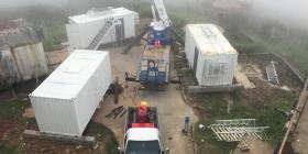 Optan por acero y PVC para un techo seguro