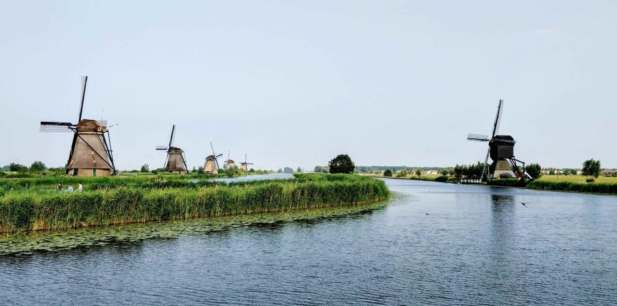 Países Bajos (Unsplash)
