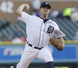 Jordan Zimmermann abrirá por los Tigres en el día inaugural de las Grandes Ligas