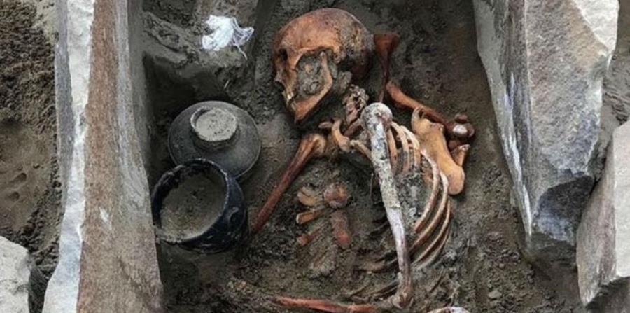 """Descubren la momia de una """"Bella Durmiente"""" de hace 2,000 años (horizontal-x3)"""