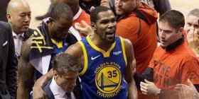 El gerente general de los Warriors agradece la aportación de Kevin Durant