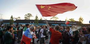 China se apodera del Mundial de Rusia aún sin tener equipo