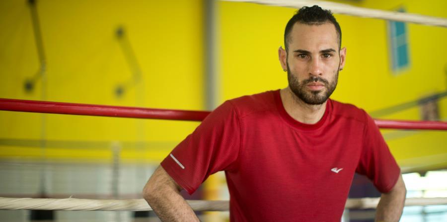 El cidreño José Pedraza solo tuvo un combate en el 2017 a principios de año, cuando perdió el invicto y el título ante Gervonta 'Tank' Davis. (horizontal-x3)