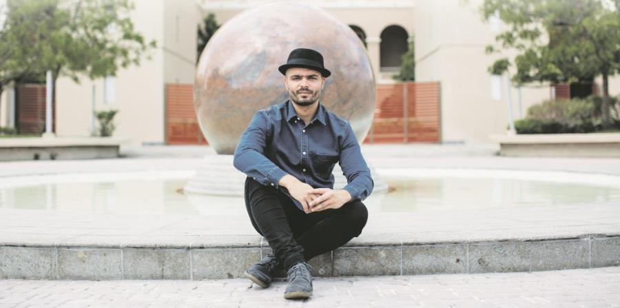 El artista, galerista y cofundador de la feria, Tony Rodríguez (en la foto), comparte los detalles de la primera edición de este evento. (horizontal-x3)