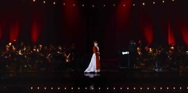 """María Callas: """"La divina"""" en holograma"""