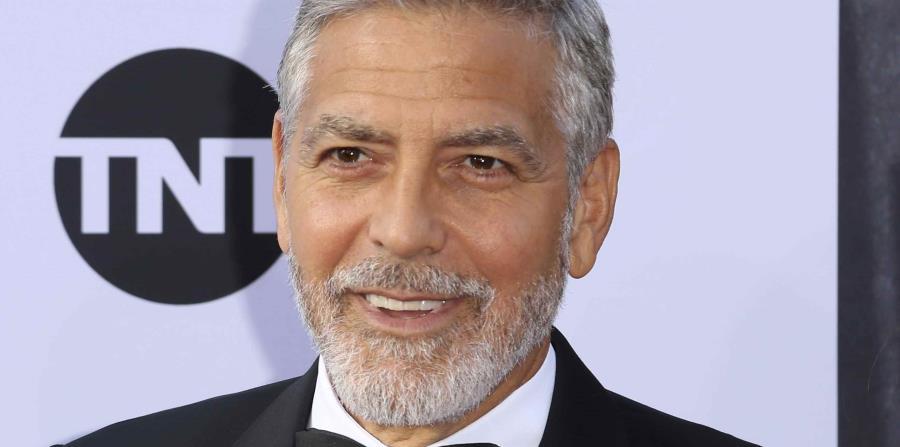 Clooney llega a la 46ta entrega del Premio AFI a la Trayectoria. (horizontal-x3)