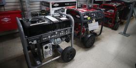 Se roban dos generadores eléctricos de un carro de compras en Cayey