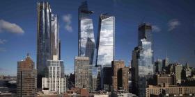 Nueva York se prepara con un dique para sobrevivir al cambio climático