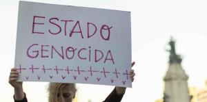 Cientos marchan en Buenos Aires contra la violencia policial