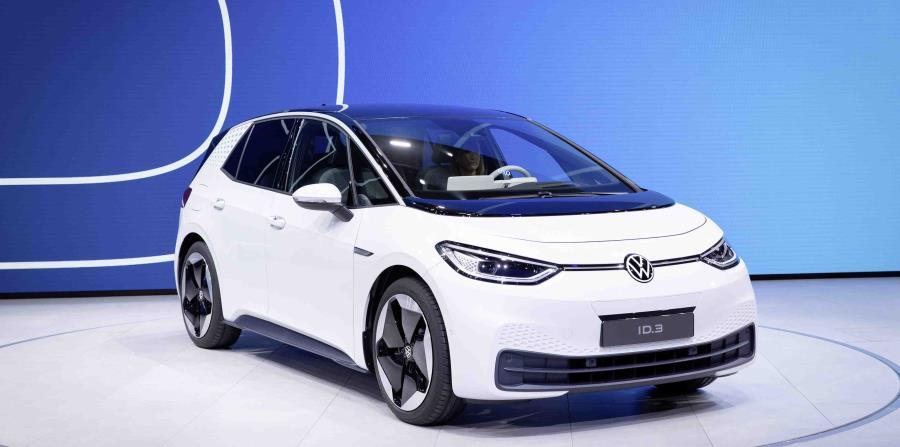 Volkswagen ID.3 (Suministrada)