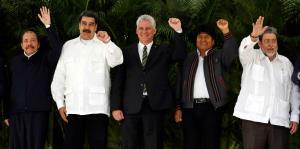 Cónclave del ALBA reúne a Evo, Díaz-Canel, Maduro y Ortega