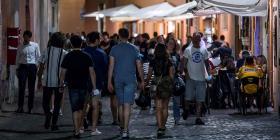 Se reduce el número de casos positivos a coronavirus en Italia