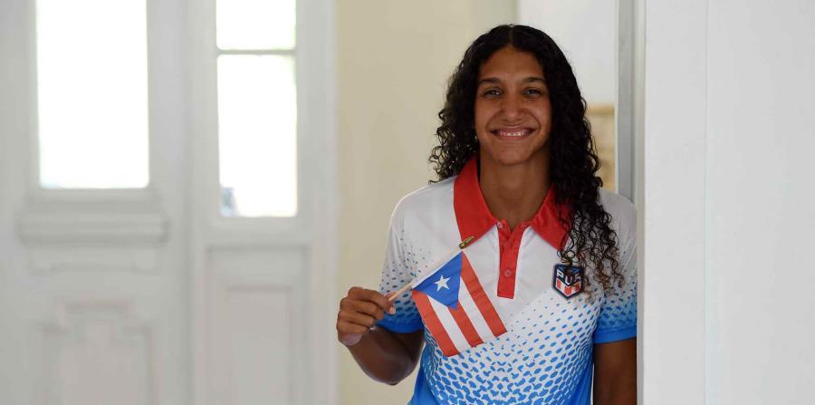 Para García, de 33 años, estos serán sus quintos Juegos Centroamericanos y del Caribe. (horizontal-x3)