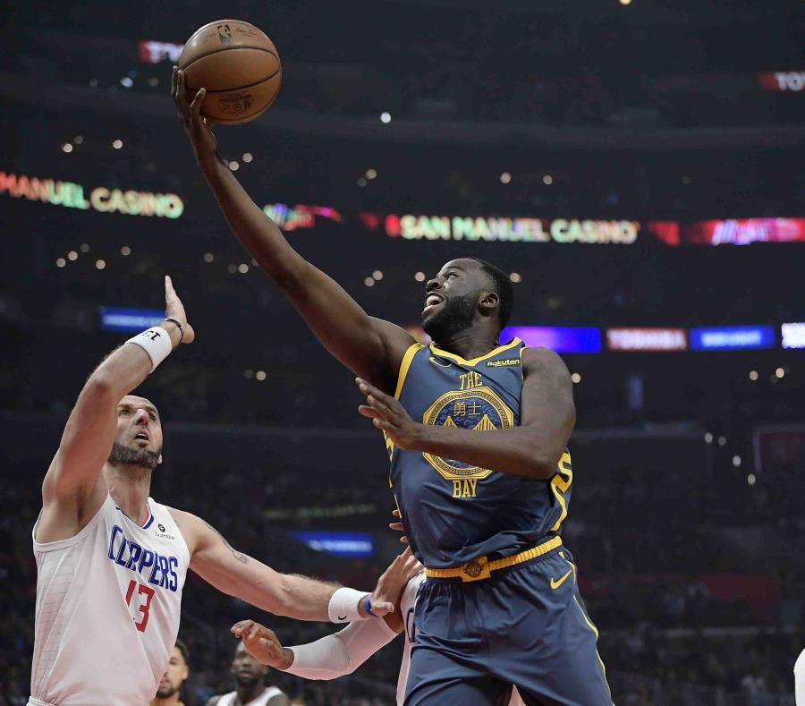 Green fue suspendido por un juego por la discusión que tuvo con Durant. (AP) (semisquare-x3)