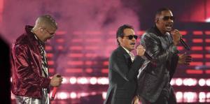 Los boricuas se lucen en los Latin Grammy
