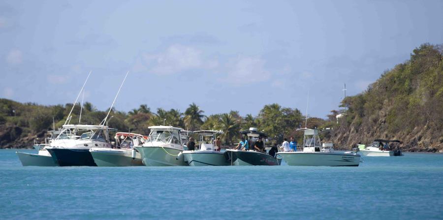 """Aunque la contaminación acústica es más evidente en islas y cayos como Palomino, Palominito e Icacos, se trata de un """"problema recurrente"""" en playas de todo el País. (horizontal-x3)"""