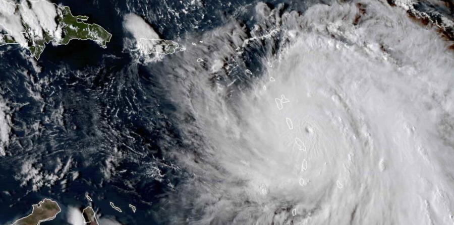 Hurac n mar a qu est pasando en puerto rico el - Puerto rico huracan maria ...