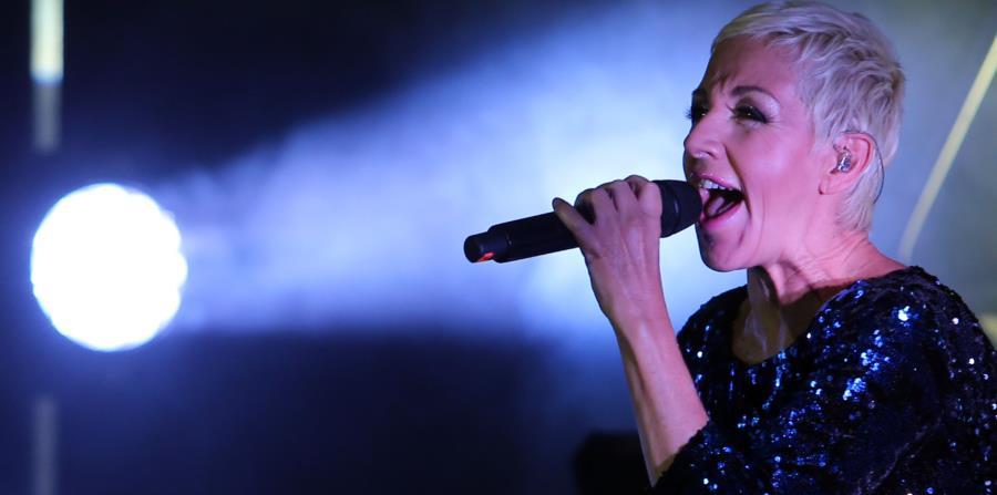 """La estrella del pop español de los 80, Ana Torroja,  se encuentra estos días en Estados Unidos como parte de la gira """"Conexión"""".  (EFE) (horizontal-x3)"""