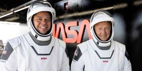 Todo listo para que el cohete de la empresa SpaceX despegue a la Estación Espacial Internacional