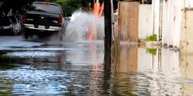 Advertencia de inundaciones para tres municipios del área metropolitana