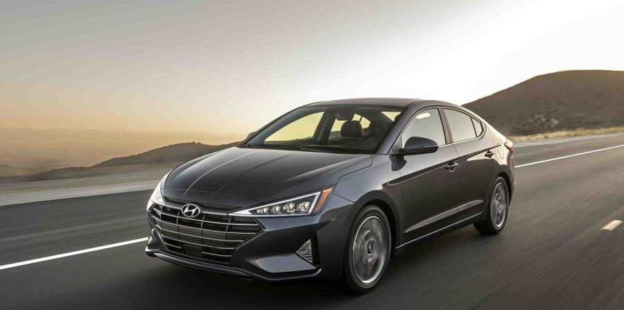 Hyundai Elantra del 2019