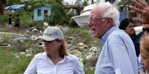 Carmen Yulín Cruz es designada copresidenta del comité de campaña de Bernie Sanders