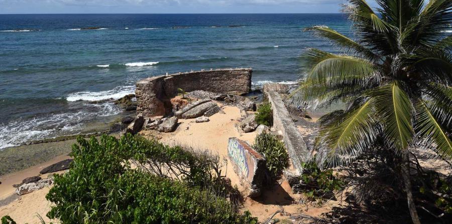 La zona de Puerta de Tierra cuenta con numerosas estructuras históricas como el Fortín Tajamar. (horizontal-x3)