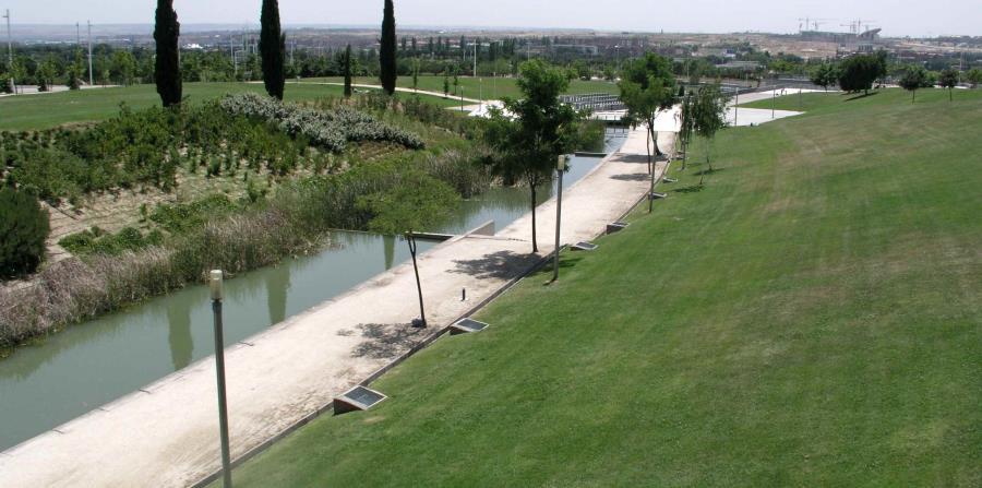 Este gigantesco espacio verde de 160 hectáreas alberga un olivar, un lago, un auditorio, una colección de esculturas al aire libre y un centro de actividades. (Suministrada)