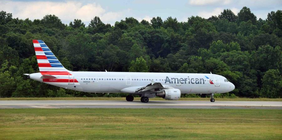 American Airlines (horizontal-x3)