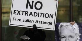 Tardará más de lo anticipado el caso de extradición de Julian Assange