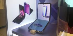Samsung vuelve a apostar a la pantalla plegable con el Galaxy Z Flip