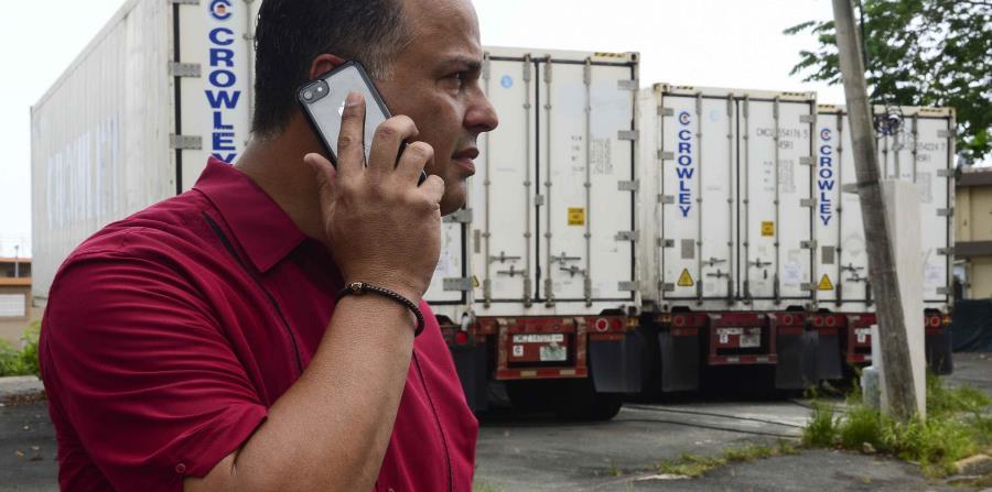 El representante novoprogresista Juan Oscar Morales durante la frustrada vista ocular del pasado 20 de julio. (GFR Media) (horizontal-x3)